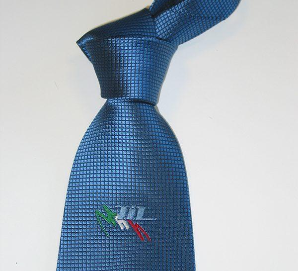 sciarpe e cravatte personalizzate